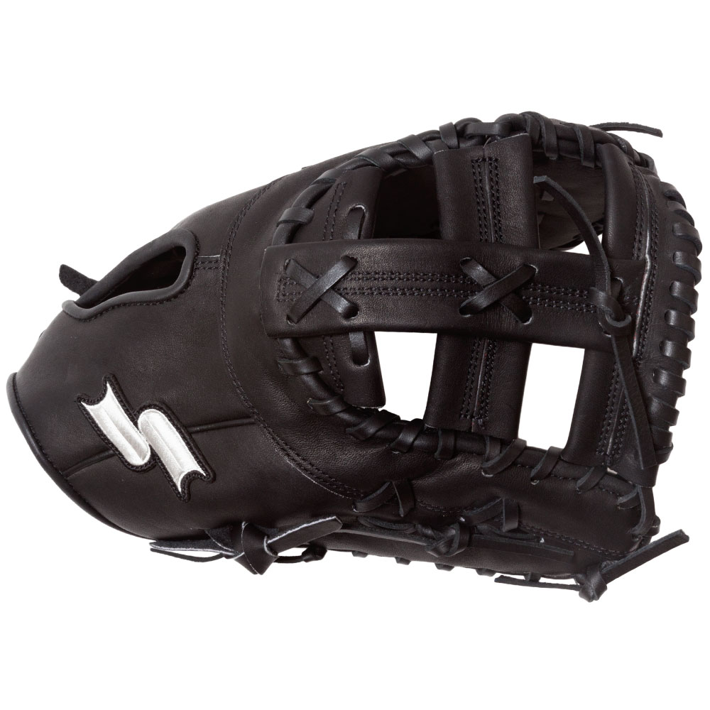 http://www.bestbatdeals.com/images/gloves/ssk/SSK-BLACKOUT-First-Base-side.jpg