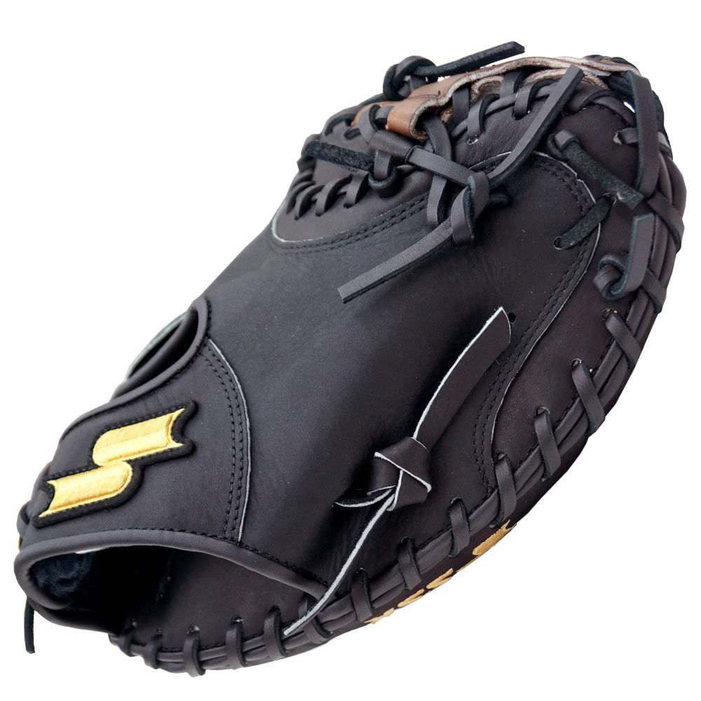 http://www.bestbatdeals.com/images/gloves/ssk/SSK-Highlight-Pro-Catchers-Mitt-2018-left-side.jpg