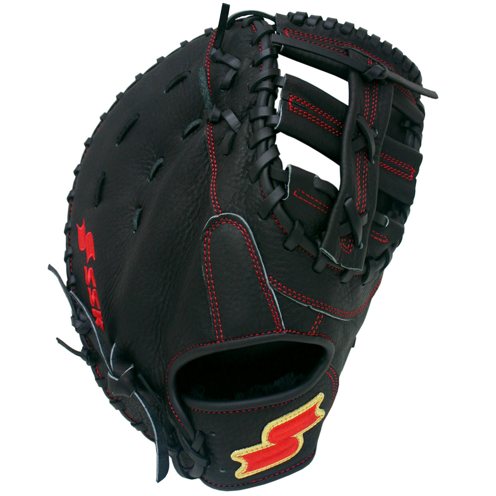 http://www.bestbatdeals.com/images/gloves/ssk/SSK-Red-Line-First-Base-back.jpg
