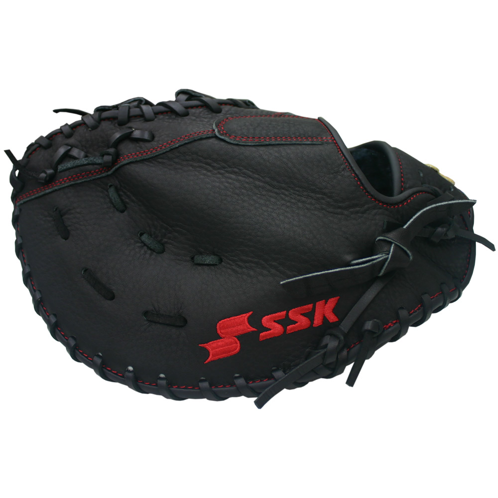 http://www.bestbatdeals.com/images/gloves/ssk/SSK-Red-Line-First-Base-left-side.jpg